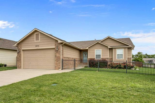 2652 E Cambridge St, Park City, KS 67219 (MLS #555457) :: Better Homes and Gardens Real Estate Alliance