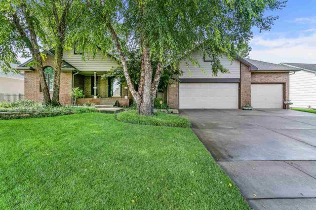 7703 W Shadow Lakes St, Wichita, KS 67205 (MLS #555481) :: On The Move