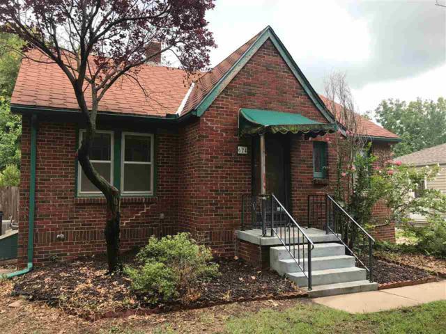 624 S Broadview St, Wichita, KS 67218 (MLS #555482) :: On The Move