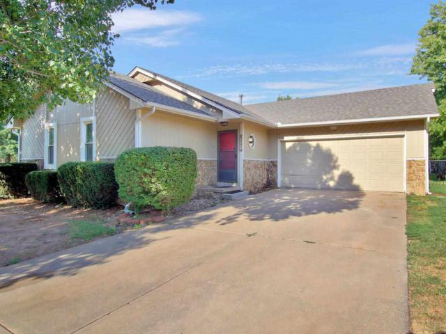 2201 N Ironwood Ct, Derby, KS 67037 (MLS #555497) :: Better Homes and Gardens Real Estate Alliance
