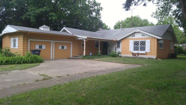 1817 N 8th Street, Arkansas City, KS 67005 (MLS #555503) :: Better Homes and Gardens Real Estate Alliance