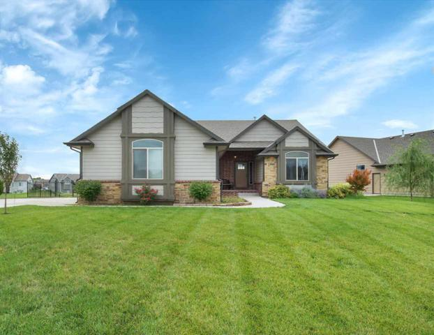 2432 N Sandstone St, Andover, KS 67002 (MLS #555506) :: Select Homes - Team Real Estate
