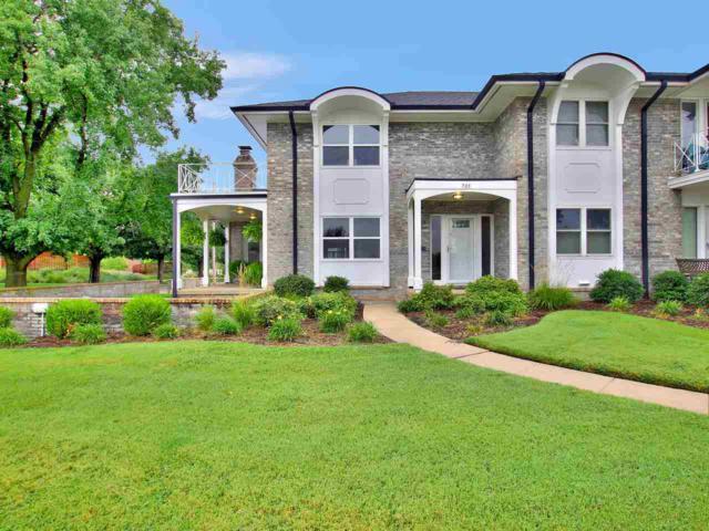 705 N Stackman Dr, Wichita, KS 67203 (MLS #555540) :: Wichita Real Estate Connection