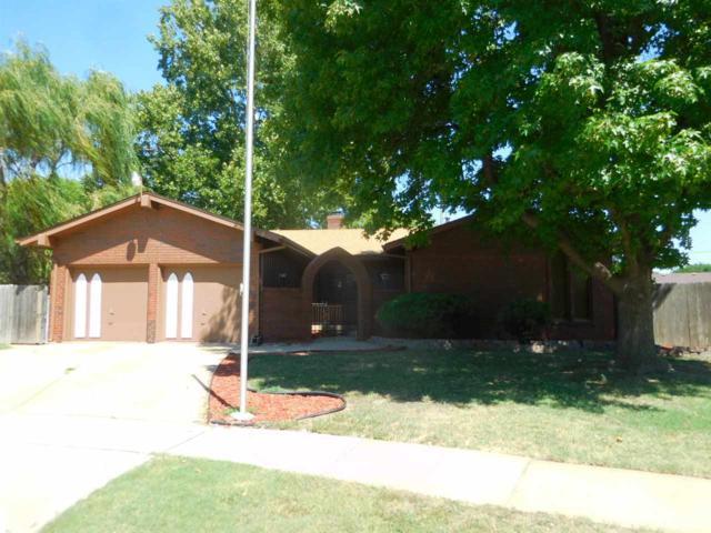 2102 W Pawnee Ct, Wichita, KS 67213 (MLS #555546) :: Better Homes and Gardens Real Estate Alliance
