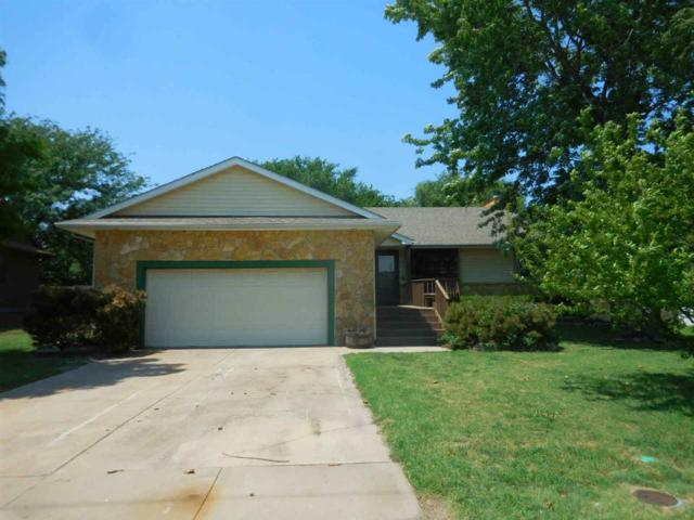1717 N Governeour Rd, Wichita, KS 67206 (MLS #555550) :: Better Homes and Gardens Real Estate Alliance