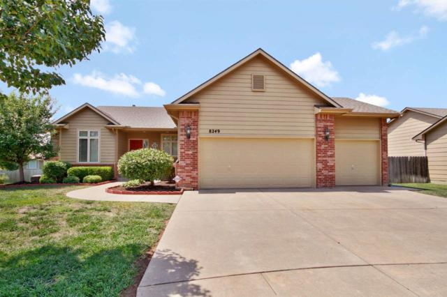 8249 E Old Mill Ct, Wichita, KS 67226 (MLS #555552) :: Better Homes and Gardens Real Estate Alliance