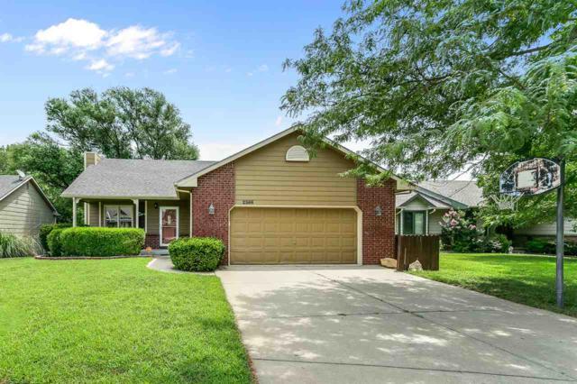 2566 N Crestline St, Wichita, KS 67205 (MLS #555556) :: Better Homes and Gardens Real Estate Alliance