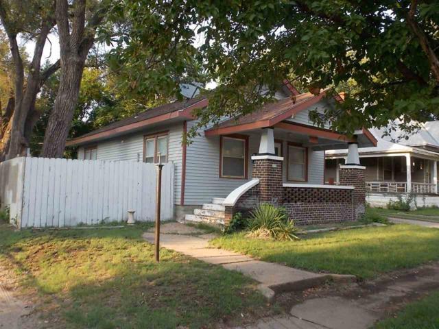 228 W 16TH ST N, Wichita, KS 67203 (MLS #555559) :: Better Homes and Gardens Real Estate Alliance