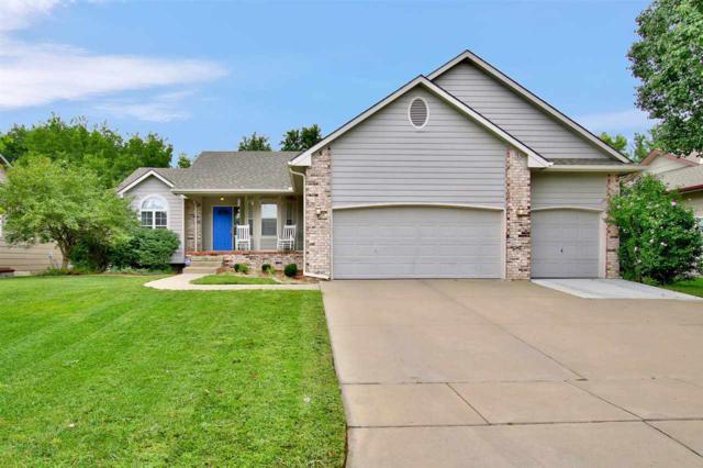 630 N Westchester Dr, Andover, KS 67002 (MLS #555579) :: Select Homes - Team Real Estate