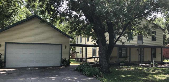 618 N Sumner St, Belle Plaine, KS 67013 (MLS #555584) :: Better Homes and Gardens Real Estate Alliance