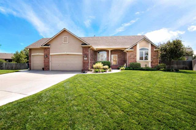 622 N Thoroughbred Ct, Wichita, KS 67235 (MLS #555599) :: Select Homes - Team Real Estate