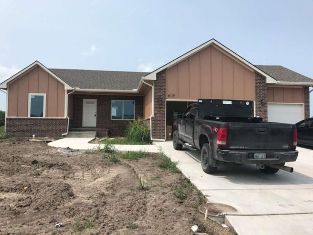 609 S Horseshoe Bend St, Maize, KS 67101 (MLS #555609) :: On The Move