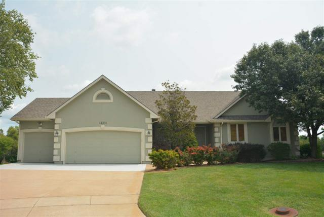 12351 E Lincoln Ct, Wichita, KS 67207 (MLS #555665) :: Select Homes - Team Real Estate