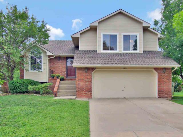 4857 N Farmstead, Bel Aire, KS 67220 (MLS #555672) :: Select Homes - Team Real Estate