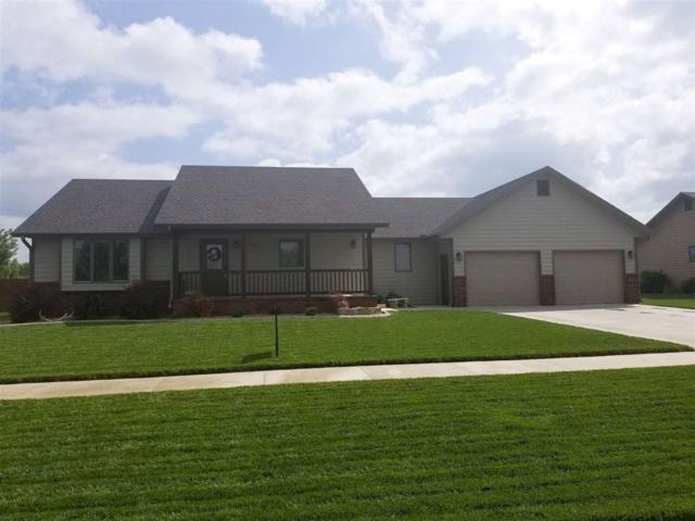 207 Unruh St, Moundridge, KS 67107 (MLS #555767) :: Better Homes and Gardens Real Estate Alliance