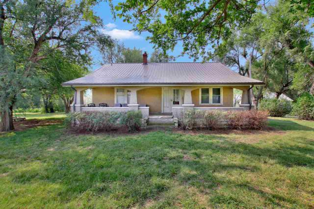 13091 E State Rd 42, Norwich, KS 67118 (MLS #555843) :: On The Move