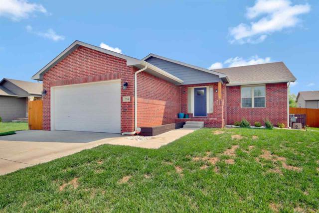 714 S Cherrywood Cir, Andover, KS 67002 (MLS #555863) :: Select Homes - Team Real Estate