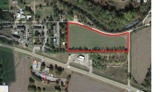 0 SE River Rd, El Dorado, KS 67042 (MLS #555889) :: Wichita Real Estate Connection