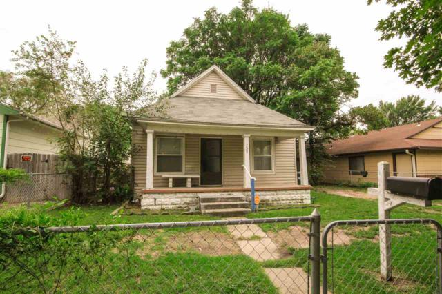 755 W Hendryx, Wichita, KS 67213 (MLS #555924) :: Select Homes - Team Real Estate
