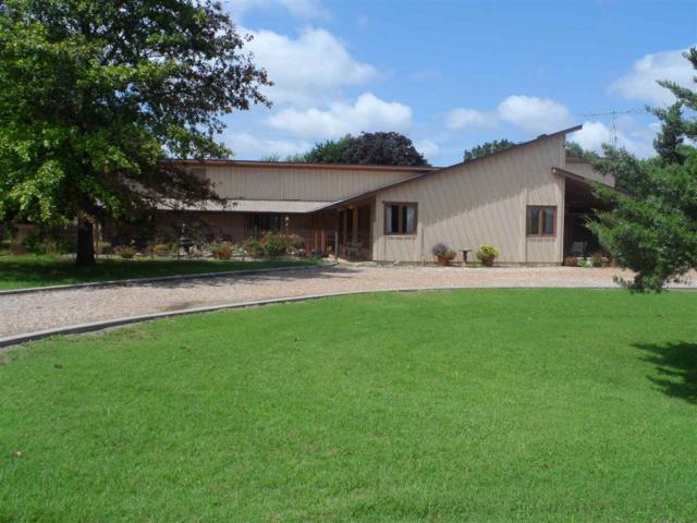 511 N Garfield St, Attica, KS 67009 (MLS #555927) :: Select Homes - Team Real Estate