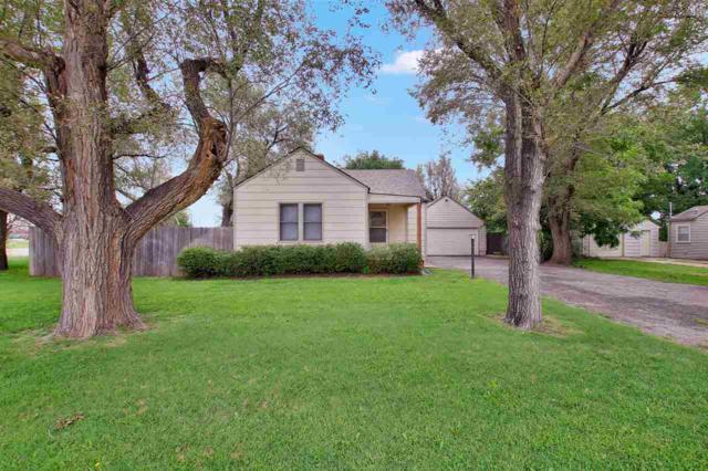 700 N Oak St, Goddard, KS 67052 (MLS #555992) :: Select Homes - Team Real Estate