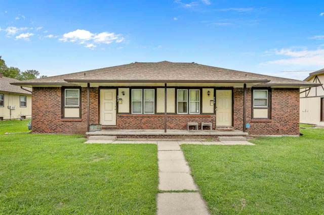 525 S Chase St, Wichita, KS 67213 (MLS #555997) :: Better Homes and Gardens Real Estate Alliance
