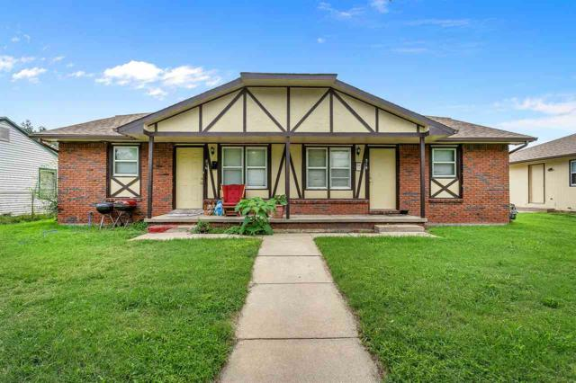 516 S Custer Ave, Wichita, KS 67213 (MLS #555998) :: Better Homes and Gardens Real Estate Alliance