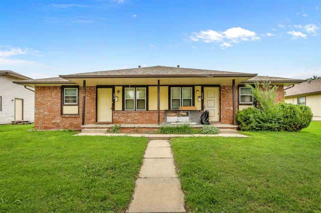 526 S Custer Ave, Wichita, KS 67213 (MLS #556000) :: Better Homes and Gardens Real Estate Alliance