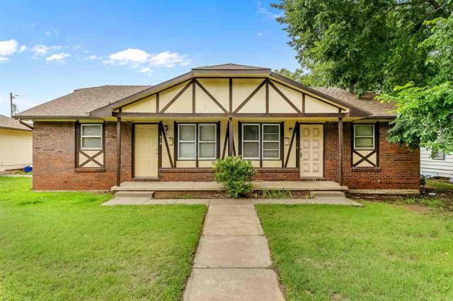 517 S Chase St, Wichita, KS 67213 (MLS #556001) :: Better Homes and Gardens Real Estate Alliance