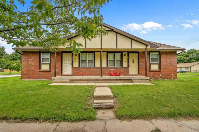 3020 W University Ave, Wichita, KS 67213 (MLS #556003) :: Better Homes and Gardens Real Estate Alliance