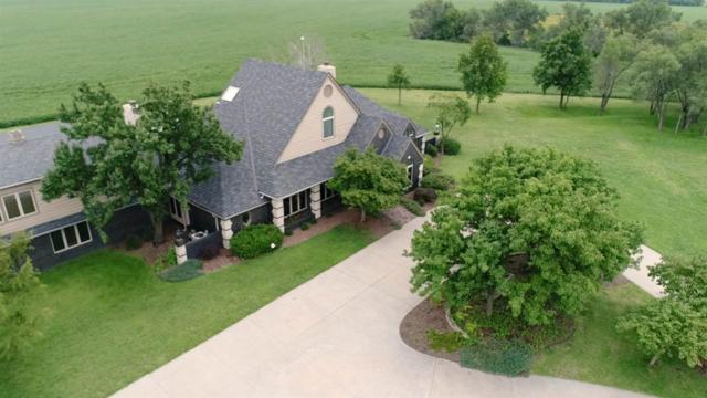 322 S Mcpherson Ave, Burrton, KS 67020 (MLS #556064) :: Select Homes - Team Real Estate