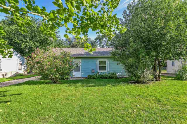 1316 E Denver Dr, Park City, KS 67219 (MLS #556092) :: Select Homes - Team Real Estate