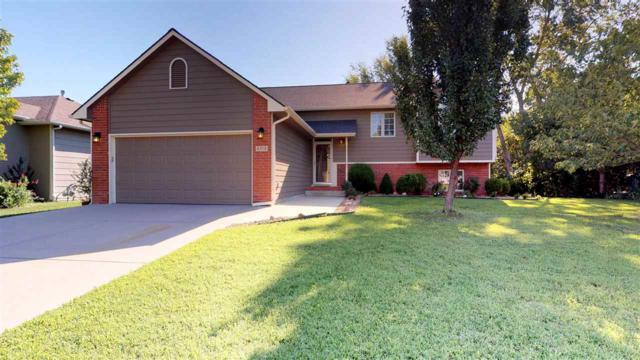 4312 N Rushwood Cir, Wichita, KS 67226 (MLS #556129) :: On The Move