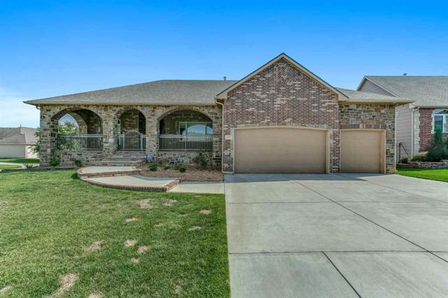 137 S Grand Mere Ct., Wichita, KS 67230 (MLS #556202) :: On The Move