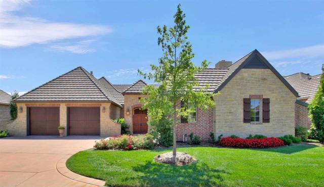 10521 E Genova, Wichita, KS 67206 (MLS #556280) :: On The Move