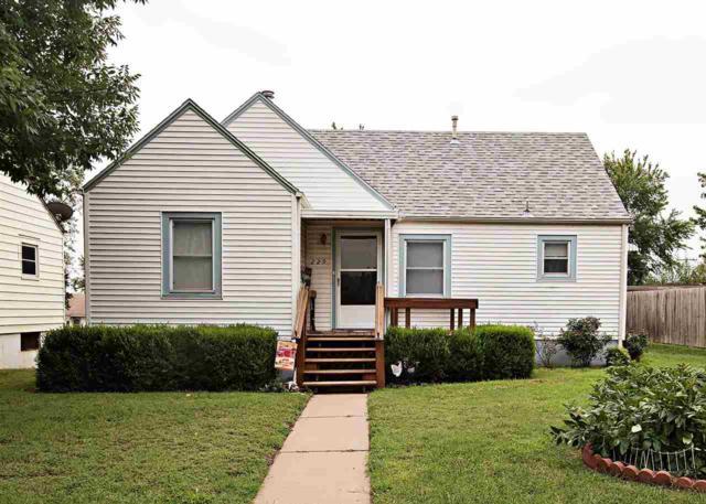 229 E G Ave, Kingman, KS 67068 (MLS #556296) :: On The Move