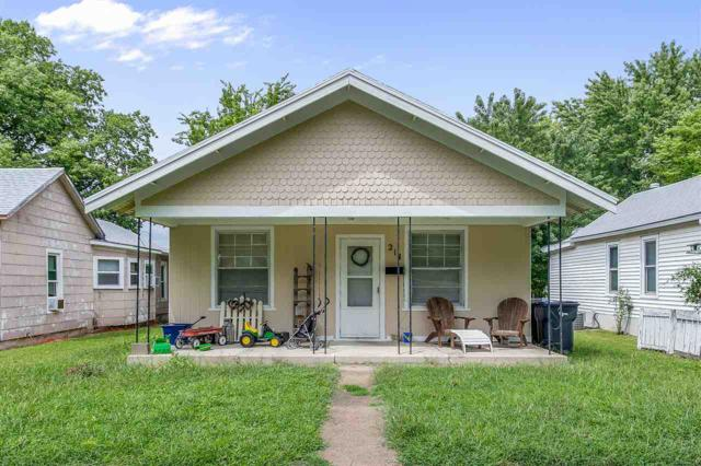 214 W 9th, Newton, KS 67114 (MLS #556351) :: Select Homes - Team Real Estate