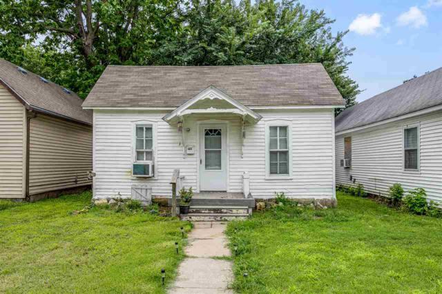 325 W 5th, Newton, KS 67114 (MLS #556357) :: Select Homes - Team Real Estate