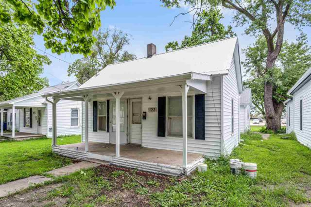 122 W 2nd, Newton, KS 67114 (MLS #556360) :: Select Homes - Team Real Estate