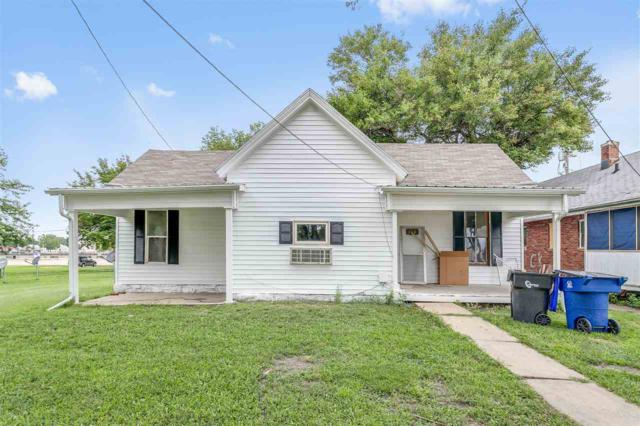 114 W 2nd, Newton, KS 67114 (MLS #556364) :: Select Homes - Team Real Estate
