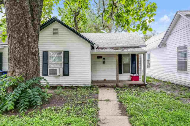 126 W 2nd, Newton, KS 67114 (MLS #556365) :: Select Homes - Team Real Estate
