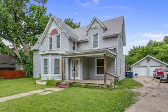 416 E 8th, Newton, KS 67114 (MLS #556368) :: ClickOnHomes | Keller Williams Signature Partners