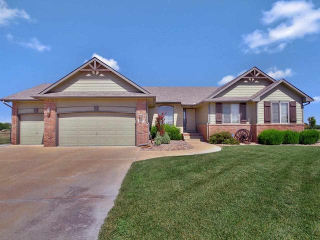 1245 N Countrywalk St, Rose Hill, KS 67133 (MLS #556386) :: Select Homes - Team Real Estate