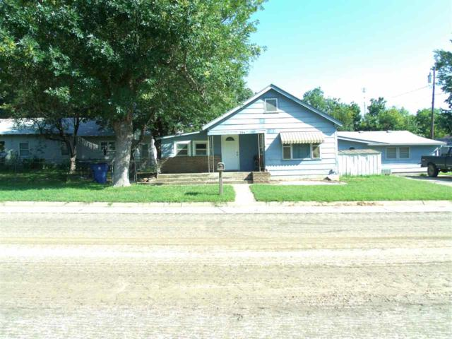 206 E 7th St, Eureka, KS 67045 (MLS #556409) :: On The Move