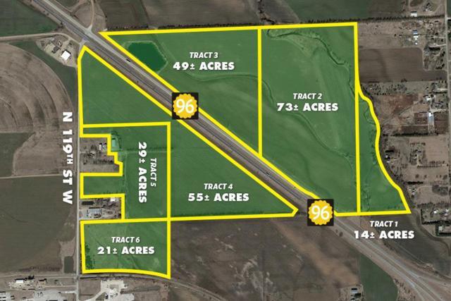 55+/- Acres K-96 And 119th St., Maize, KS 67101 (MLS #556446) :: ClickOnHomes | Keller Williams Signature Partners