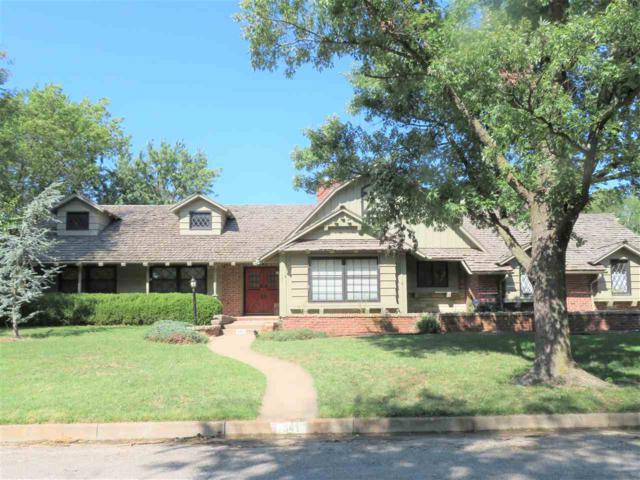 341 N Crestway, Wichita, KS 67208 (MLS #556463) :: Wichita Real Estate Connection