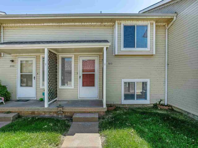 5550 S Gold St #300, Wichita, KS 67217 (MLS #556467) :: Select Homes - Team Real Estate