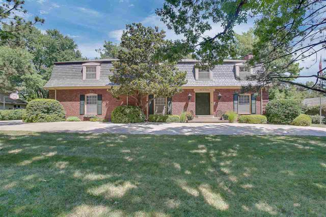 8600 E Shannon Way, Wichita, KS 67206 (MLS #556470) :: Select Homes - Team Real Estate