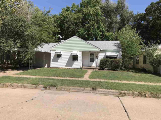 420 N Richmond St, Wichita, KS 67203 (MLS #556525) :: Select Homes - Team Real Estate