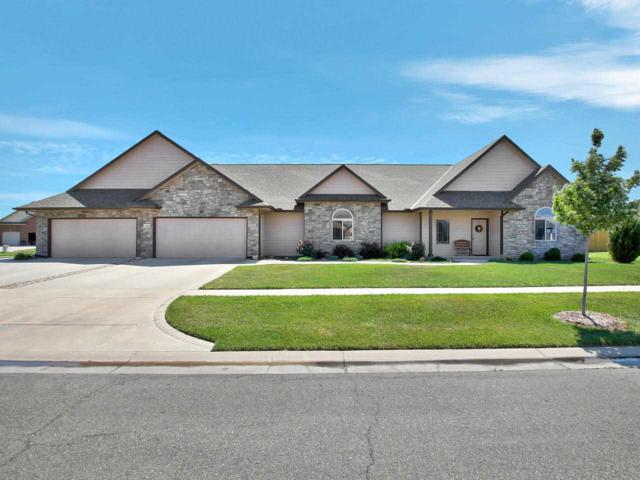 1418 S Arbor Meadows Pl, Derby, KS 67037 (MLS #556546) :: Select Homes - Team Real Estate